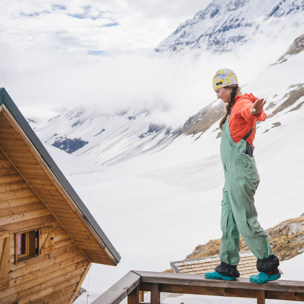 Chasing Winter: Form & Function in the Alps