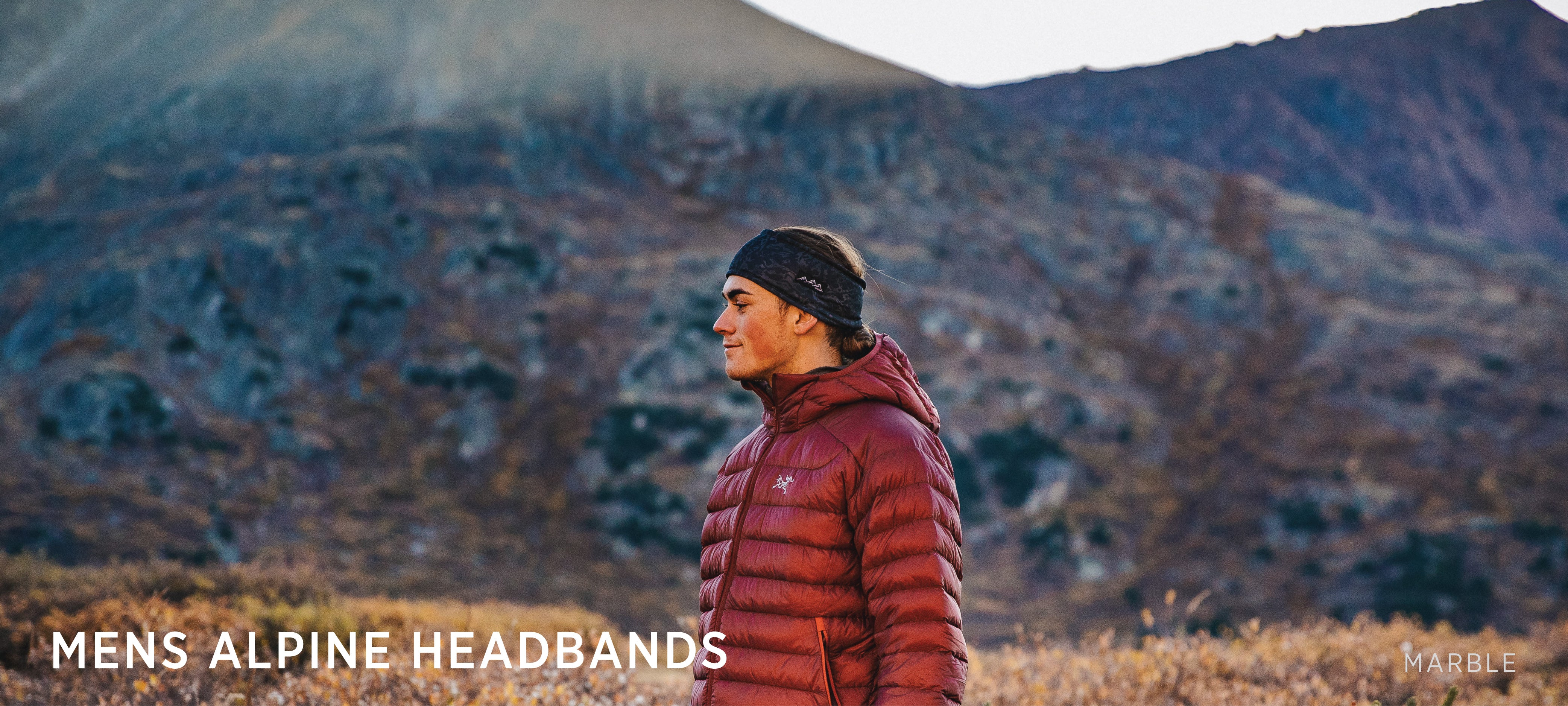 Shop Mens Alpine Headbands!