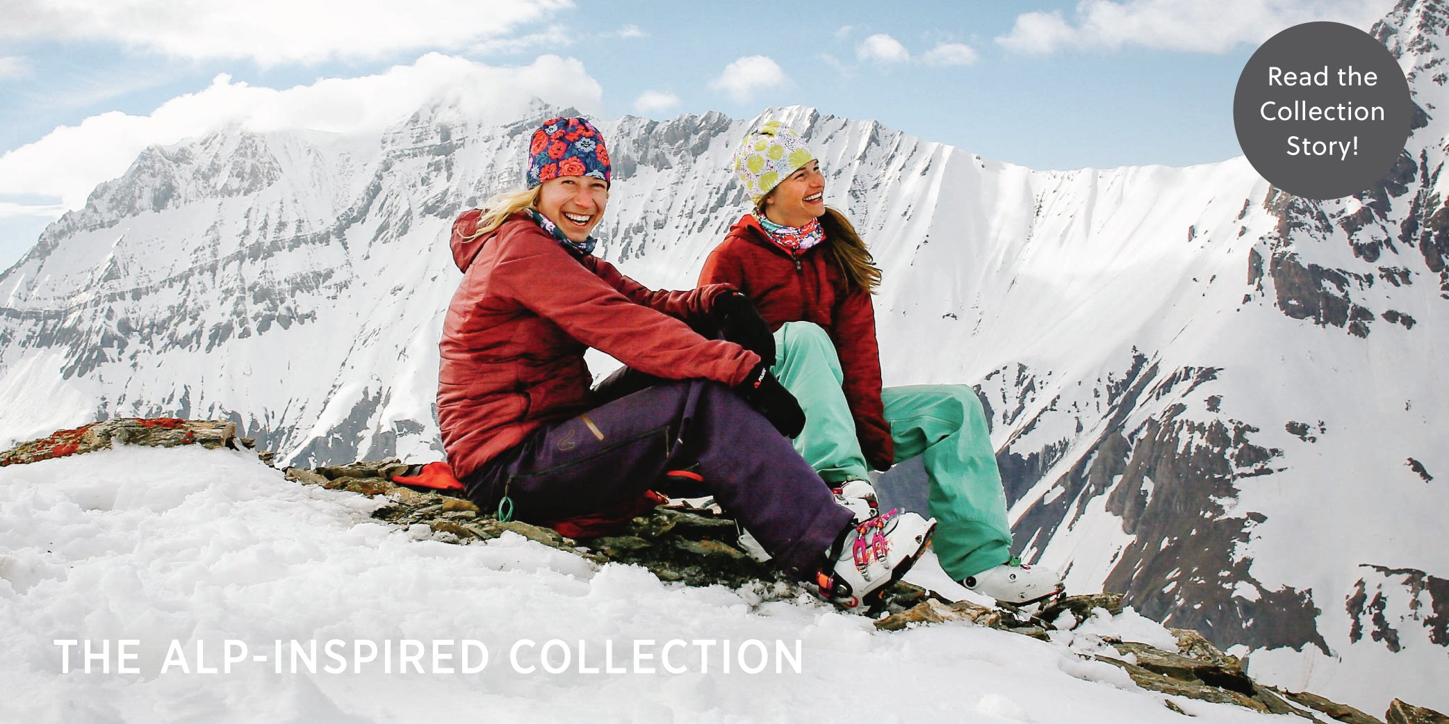 Skida | Explore the Alp-Inspired Collection