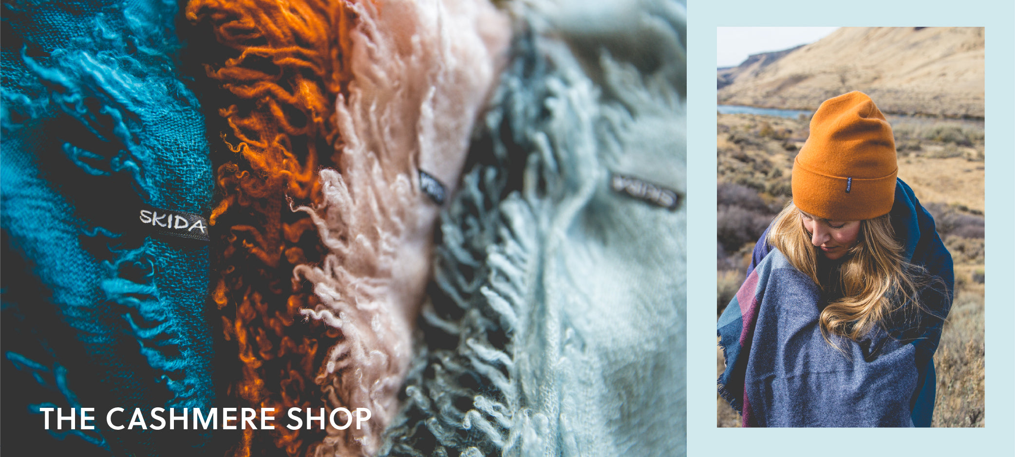 Skida | The Cashmere Shop