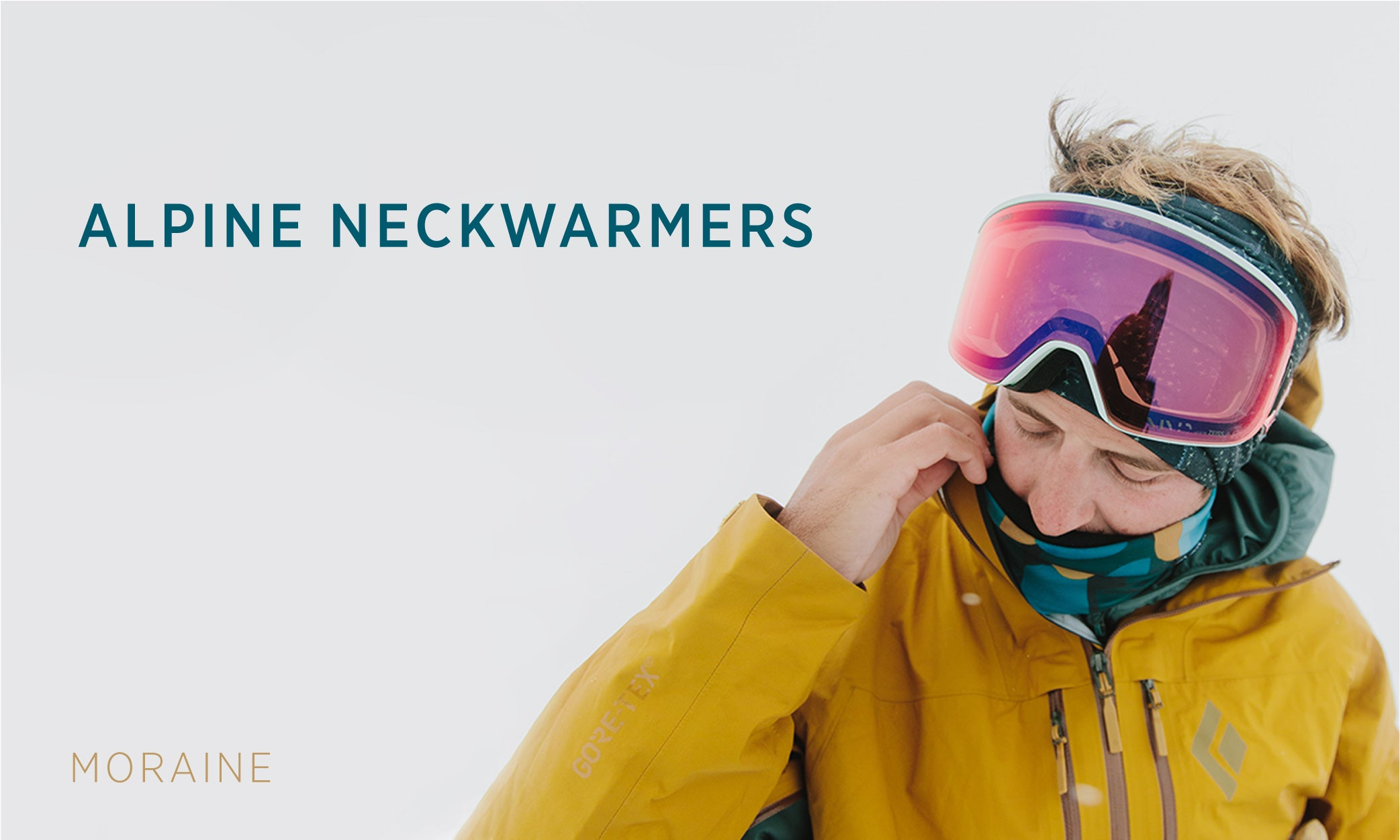 Shop Alpine Neckwarmers!