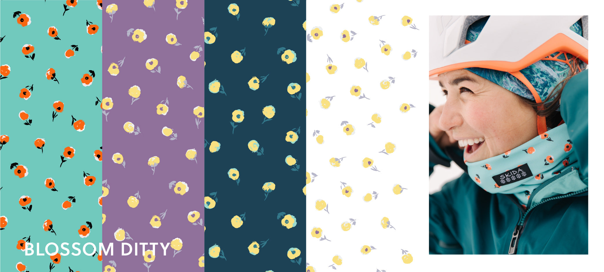 Shop the Blossom Ditty Collection