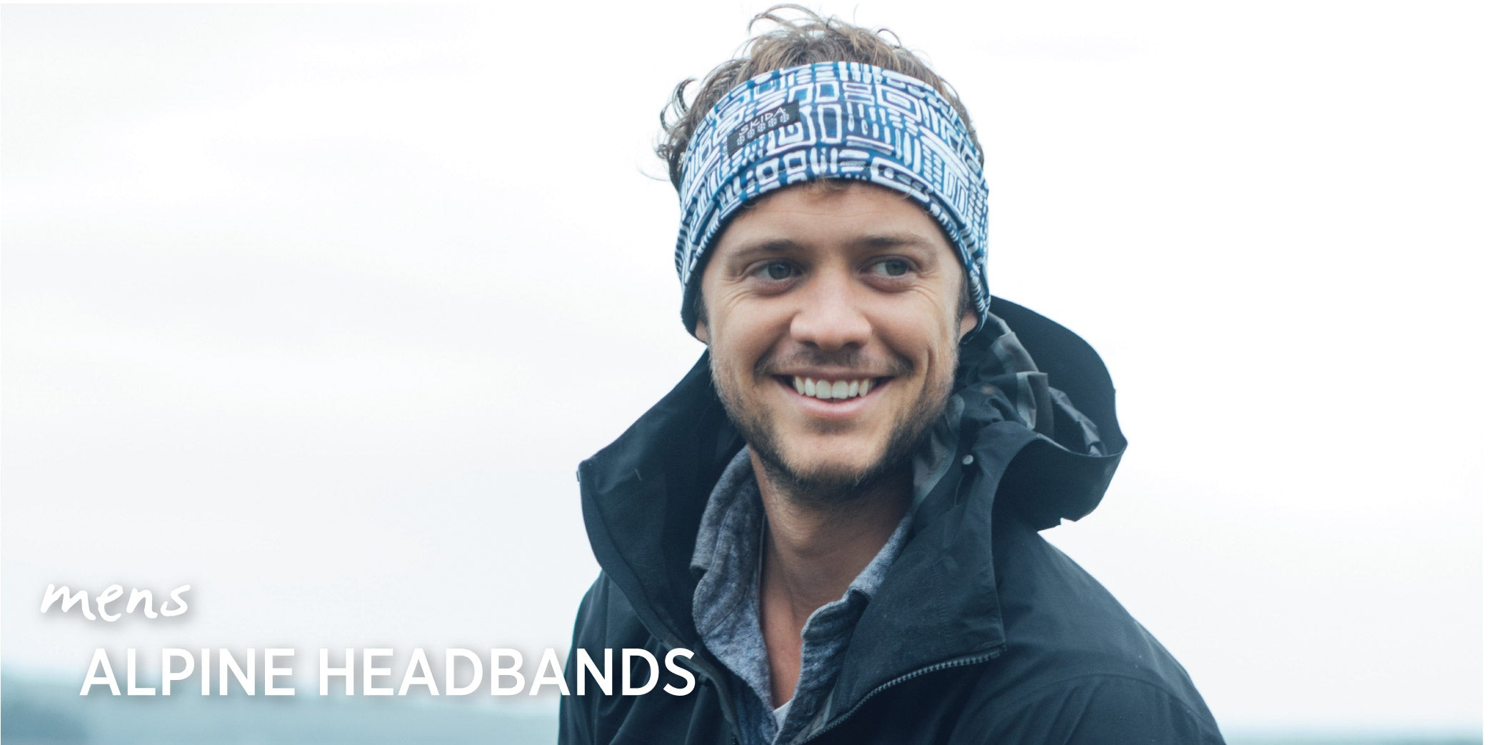 Shop Men's Alpine Headbands!