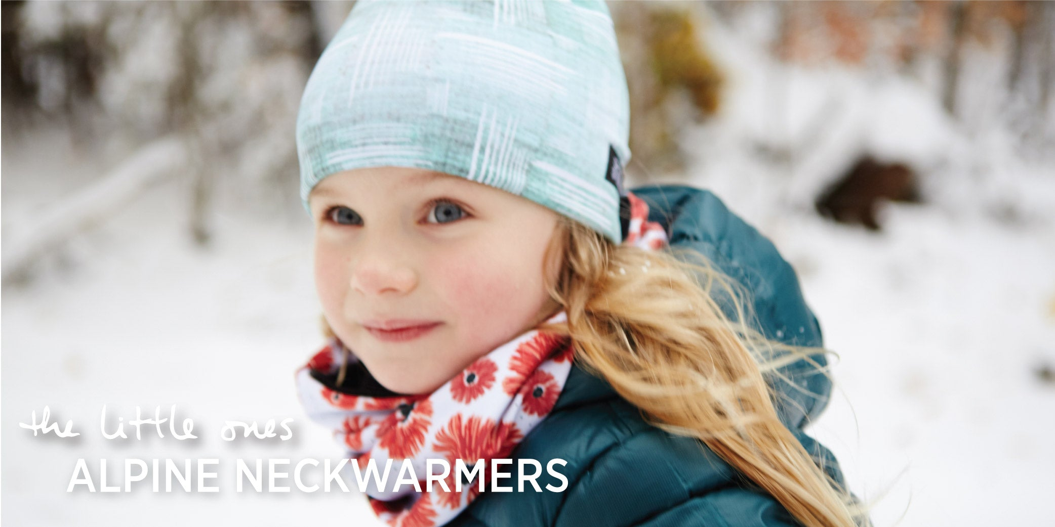 Shop Kids Alpine Neckwarmers!