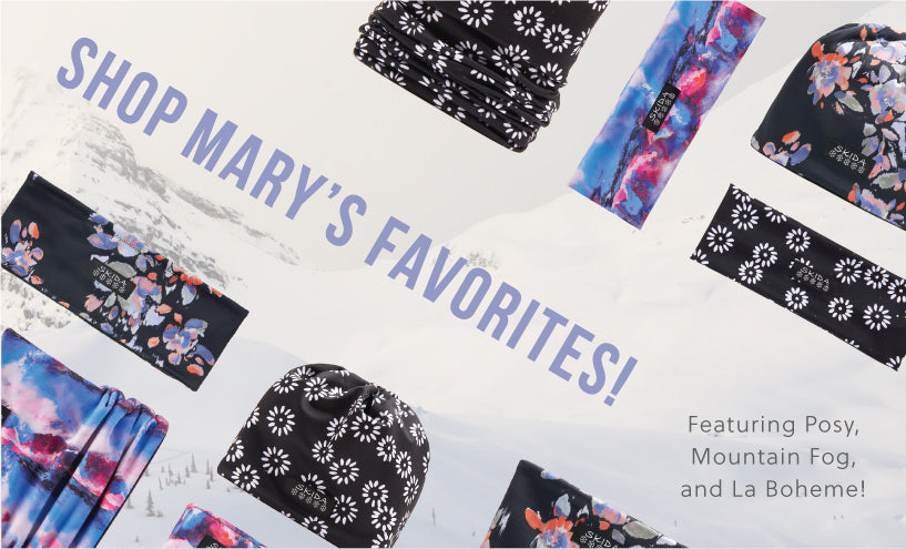 Shop Mary's Favorite Skida Patterns!