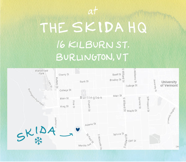 The 4th Annual Skida Sidewalk Sale!