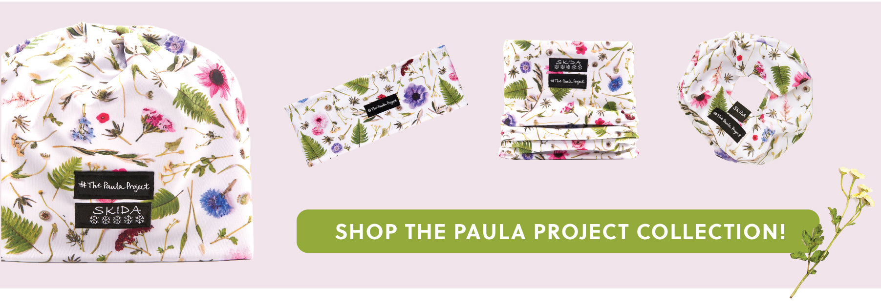 Skida | Shop The Paula Project collection!