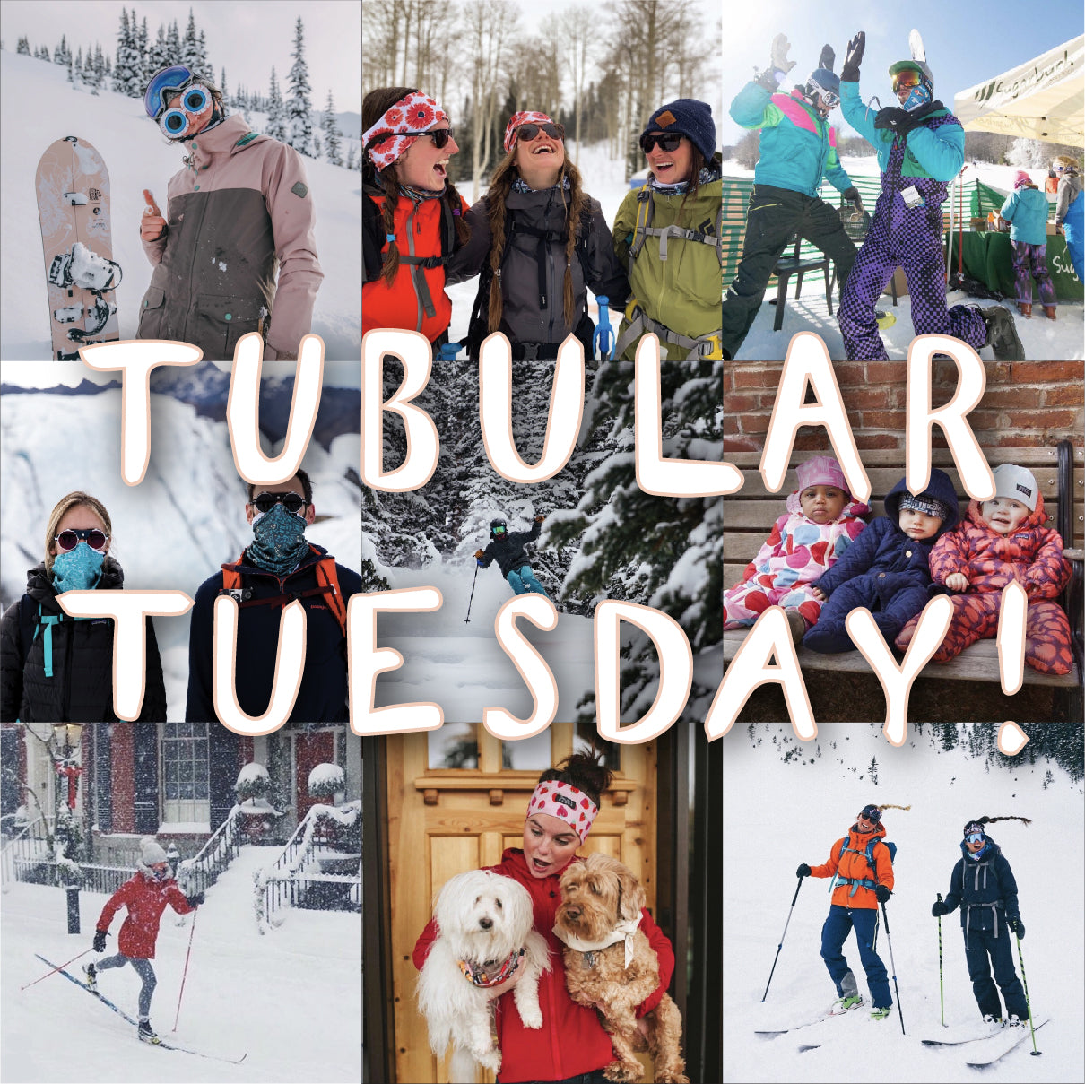 Tubular Tuesday 2019 - All you need to know!