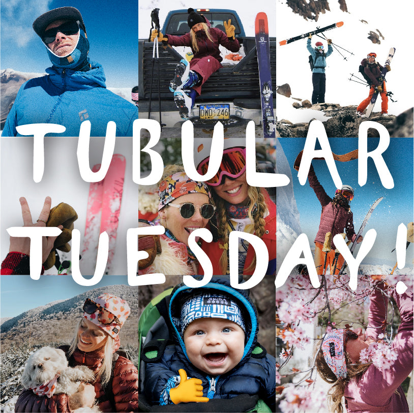 Tubular Tuesday 2018
