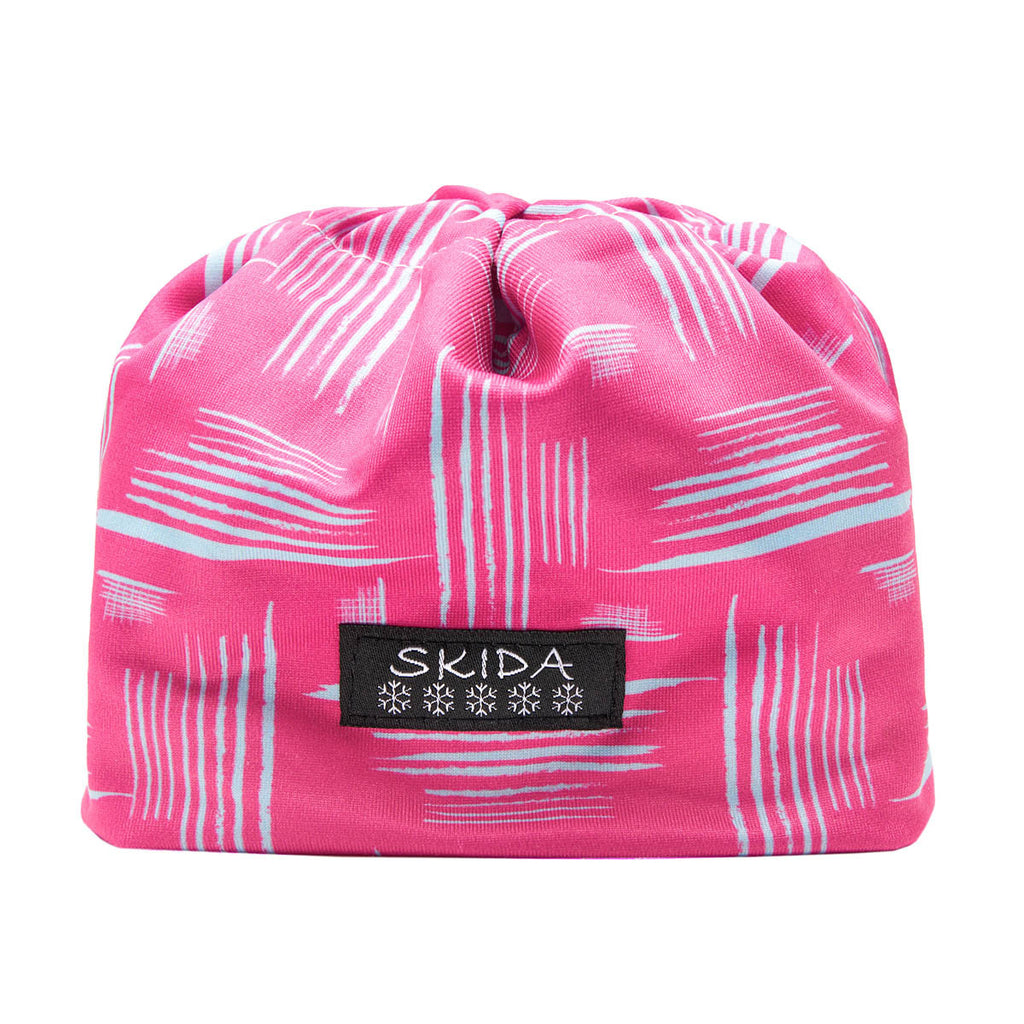 Skida Baby Hat lightweight soft Infant boy girl gift pink