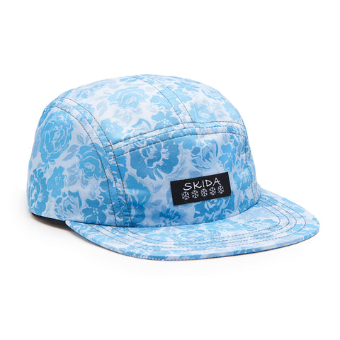 Brim Hat | Meadow Blues