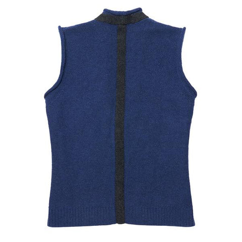 The Dhari Vest  | Cashmere