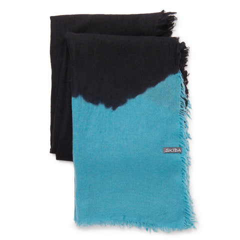 Dip Dyed Shawl | Cashmere