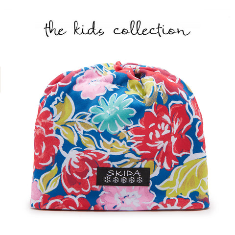 Floral Zest | Alpine Hat | Kids
