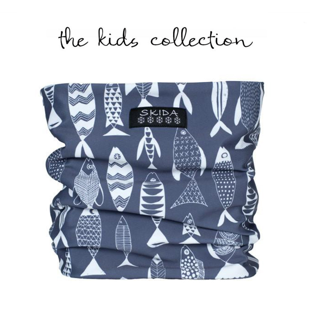 Fishy Fish | Alpine Neckwarmer | Kids