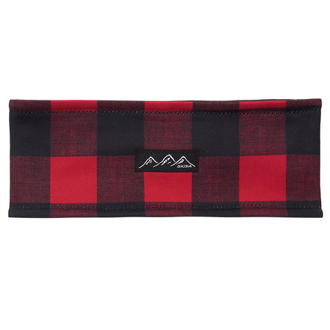 Hardwick Check | Alpine Headband