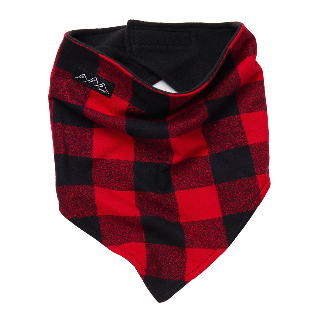 Buffalo Check Flannel | Bandana