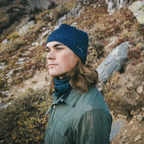 Nocturnal Tracks | Nordic Hat | Mens