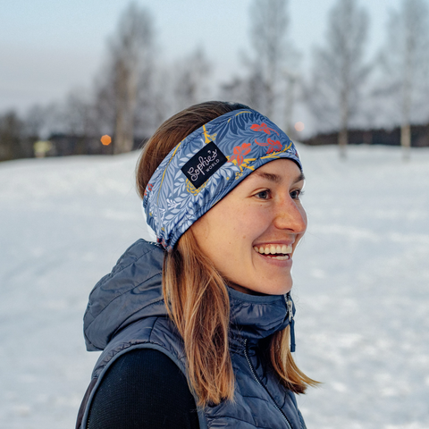 Mountain Toile | Nordic Headband