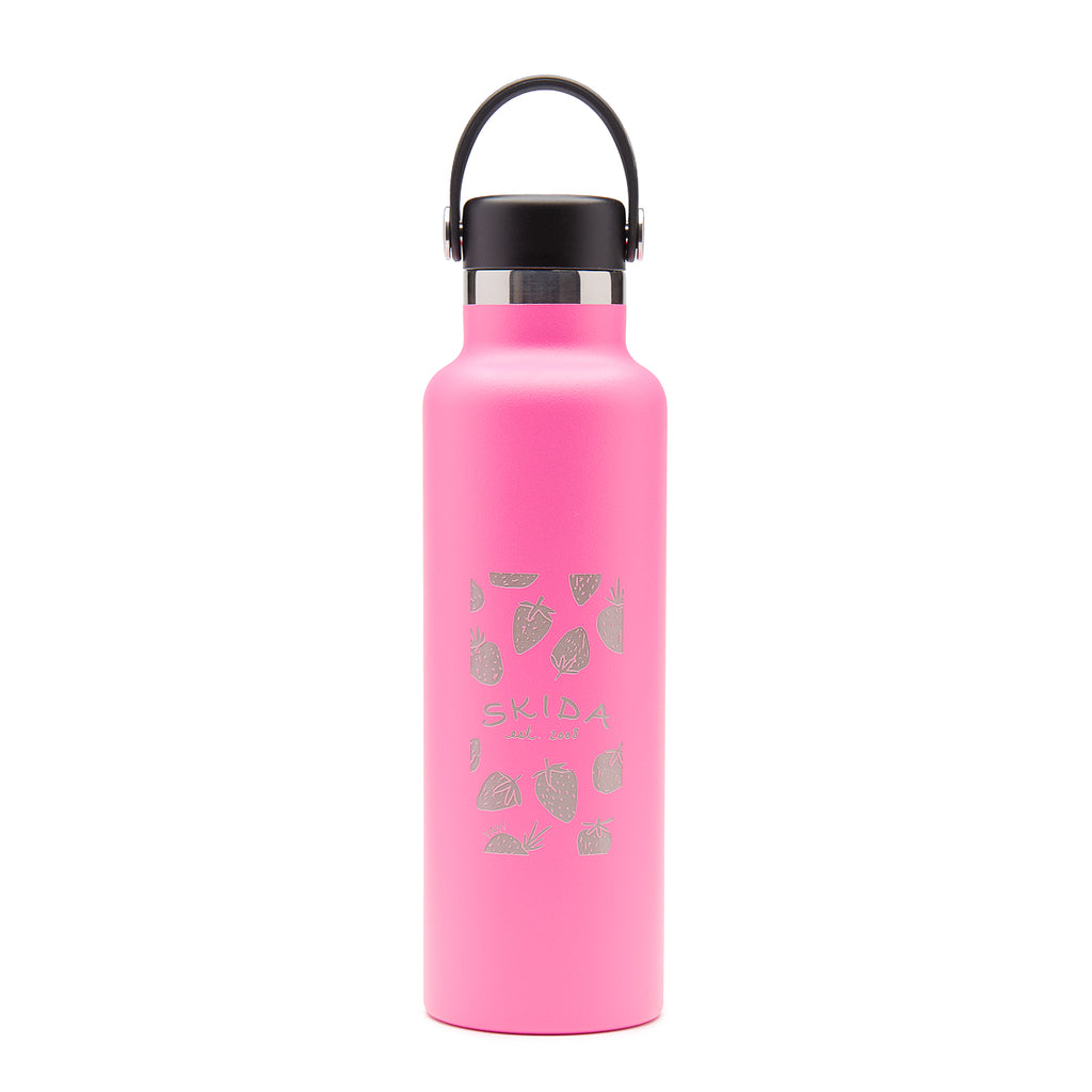 Strawberry Fields HydroFlask 21 oz Insulated Bottle
