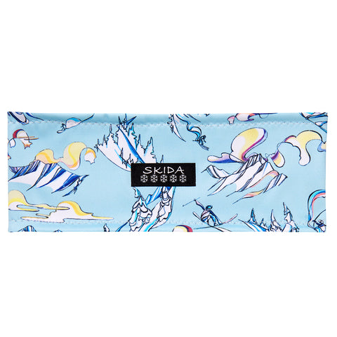 Mountain Toile | Alpine Headband