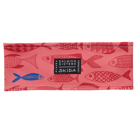 Salmon Sisters | Red Fish | Nordic Headband