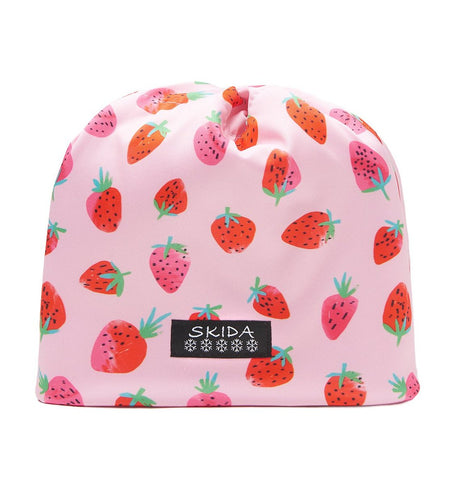 Skida winter hat strawberry