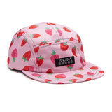 Brim Hat | Strawberry Fields