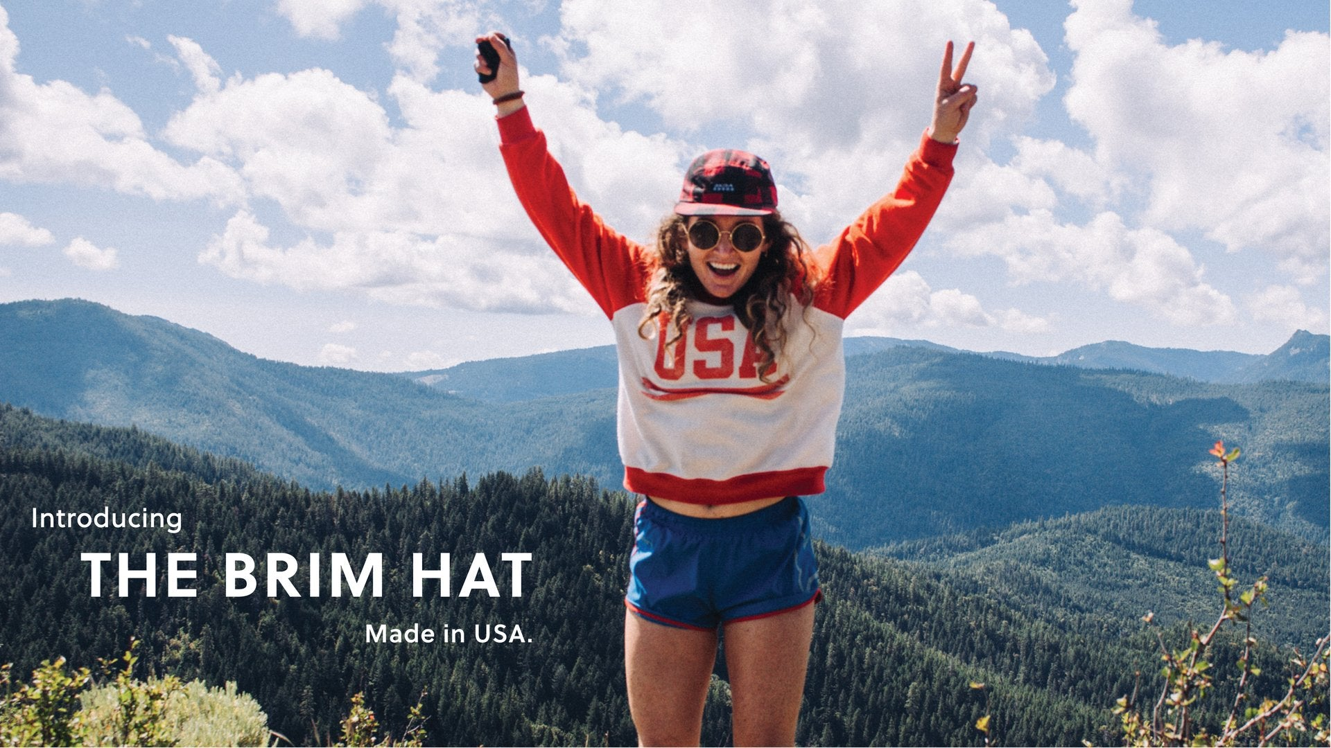The Brim Hat | Join the Waitlist!