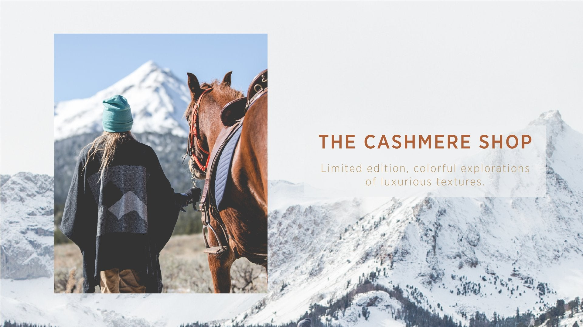 The Skida Cashmere Shop!