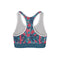 Tropical Flamingo Sports Bra