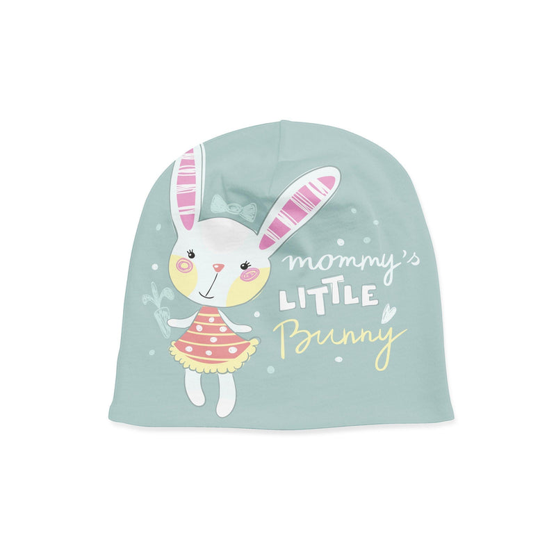 USA Made Dropship Infant Beanie Default Title / Multicolored Infant Mommys Bunny Beanie BB1BUMC78