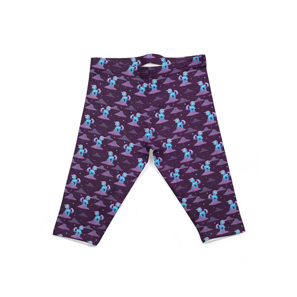 USA Made Dropship Leggings Default Title / Purple Infant Pretty Ponies INON1BUMC16