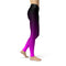 USA Made Dropship Leggings Jean Athletic Black Pink Ombre