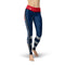USA Made Dropship Leggings XS / Multicolored Jean Athletic Columbus Hockey JAL0586-XS-MUL