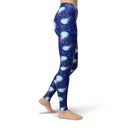 USA Made Dropship Leggings Jean Athletic Jellyfish
