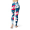 USA Made Dropship Leggings Jean Athletic KA POW