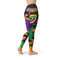 USA Made Dropship Leggings Jean Athletic Mardi Gras