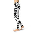 USA Made Dropship Leggings Jean Athletic Skeleton Jacks