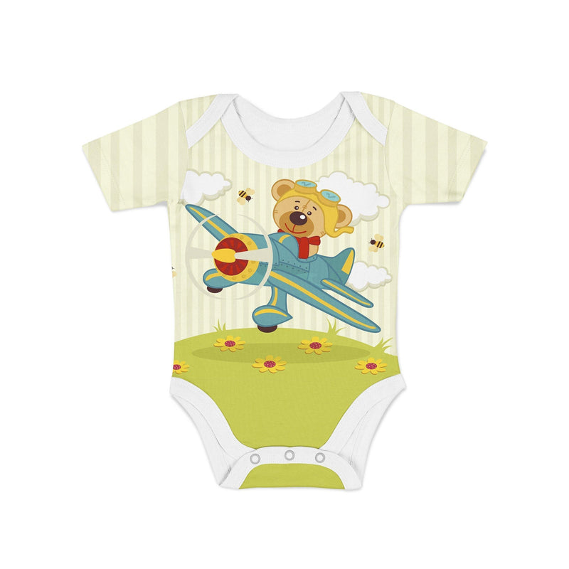 USA Made Dropship Onesie Fly Teddy Onesie