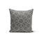 USA Made Dropship Pillow 12x16 / Multicolored Grey Trellis Pillow Cover PC0242-12X-MUL