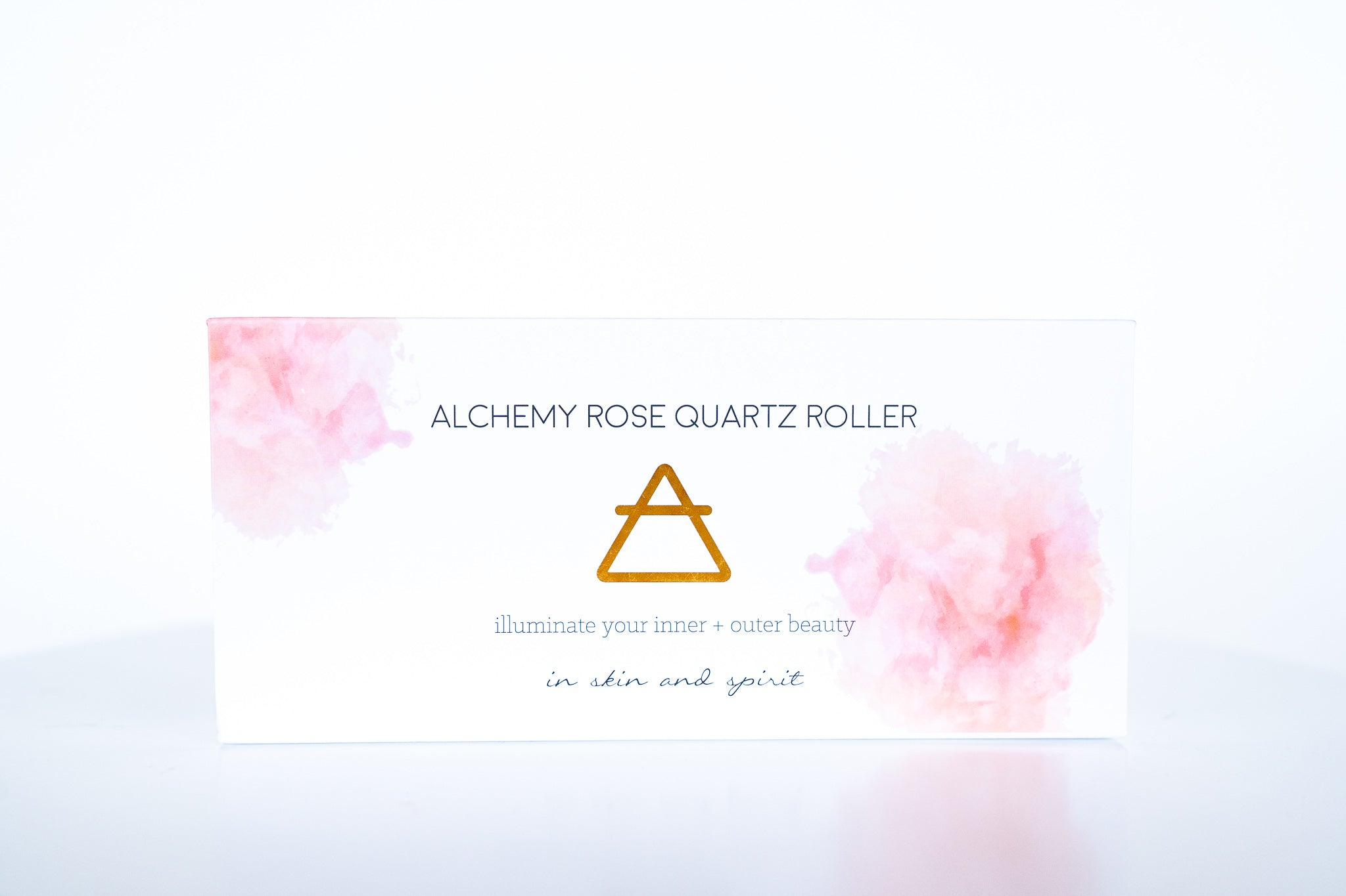 Alchemy Rose Quartz Roller