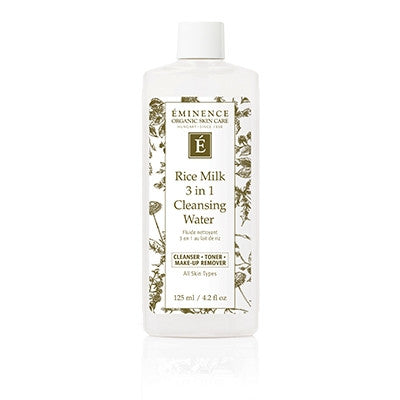 Eminence Rice Milk 3-in-1 Cleansing Water