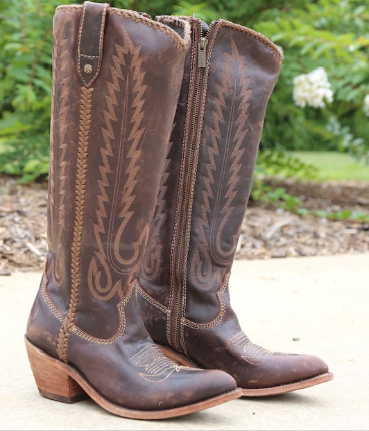 Judith Mossil Cafe Boots LB713100