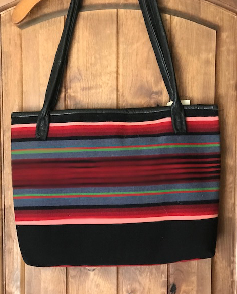 NATIVE AMERICAN CHIEF TOTE