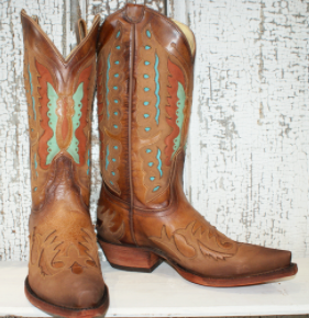 FAITH INLAY BOOTS