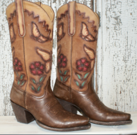 SHAWNA BUTTERFLY BOOT