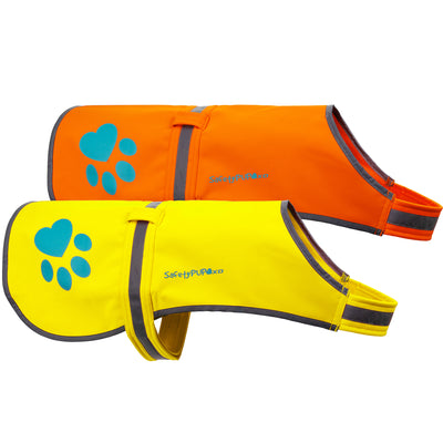 SafetyPUP XD® Soft-Shell Reflective Dog Vest