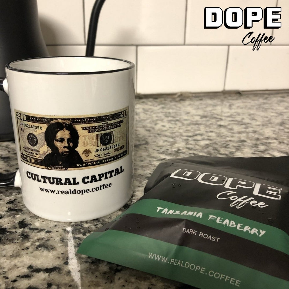 Load image into Gallery viewer, Cultural Capital Mug - Dope Coffee