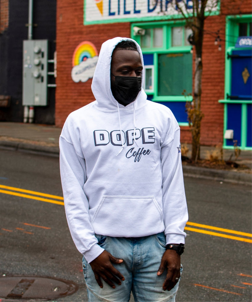Dope Coffee Heavyweight Hoodie - Dope Coffee